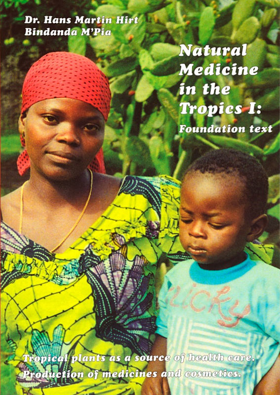 "Book ""Natural Medicine in the Tropics I"""