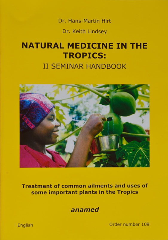 "Book ""Natural Medicine in the Tropics II"""