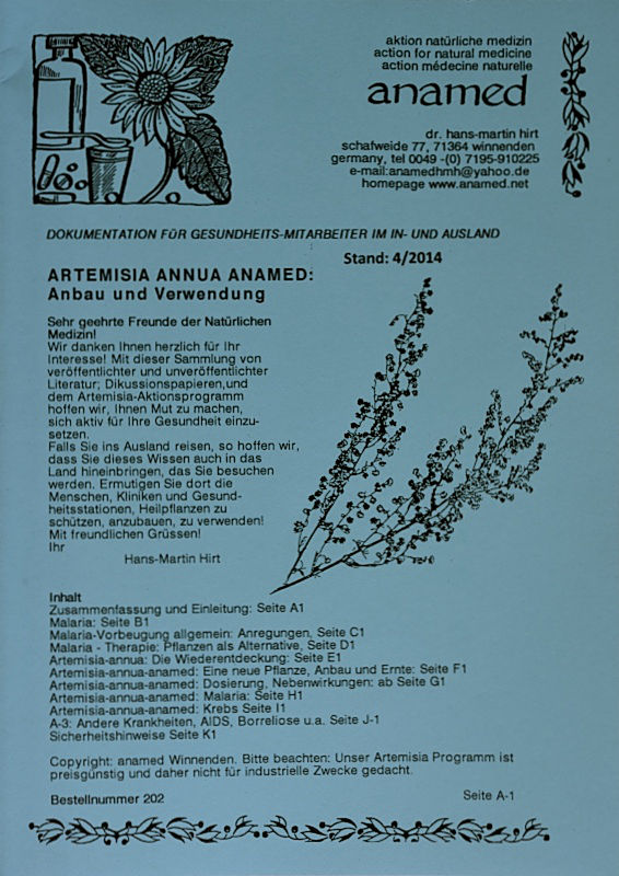 "Book ""anamed Artemisia Reader"""